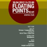 30 aprile - floating points